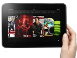 Начались поставки 8,9-дюймового планшета Kindle Fire HD