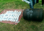 В Беларуси задержано почти 40 килограммов гашиша