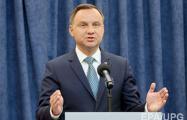 Президент Польши подписал очередные законы в рамках пакета «Антикризисный щит»