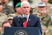 Пенс рассказал о готовности США применить любые методы в отношении КНДР