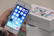 Аналитик отметил рост доли iPhone 5S в объеме заказов Apple в 2015 году