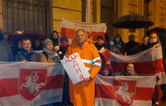 Белорусы Санкт-Петербурга напомнили о Народном ультиматуме