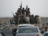 Ливийские повстанцы объявили о взятии Бреги