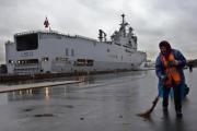 Олланд подтвердил готовность поставить «Мистрали» ВМФ России