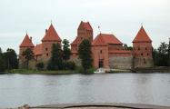 В Гродно открылась выставка «Замки Великого княжества Литовского»