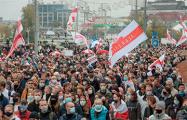 15 мгновений народного марша, поставившего ультиматум: «Баста!»