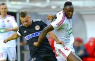 «Торпедо»-БелАЗ обыграло «Дебрецен» в ответном матче Лиги Европы