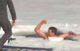 Рекорд Гиннеса: чех проплыл 81 метр подо льдом