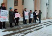 В Солигорске запретили пикет за новую поликлинику