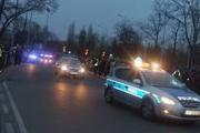 Премьер-министр Польши доставлена в больницу после ДТП в Освенциме