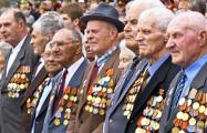 Какая пенсия у ветеранов войны в Беларуси и в мире?