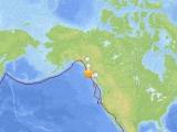 У берегов Аляски произошло землетрясение магнитудой 7,7