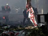 В Турции взорвался военный склад
