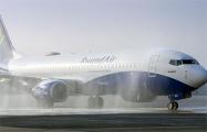 В Израиле загорелся двигатель пассажирского самолета
