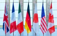 Страны «Большой семерки» задумались о механизме противодействия российской пропаганде
