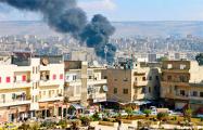 SOHR: Турция совершила газовую атаку в районе Африна