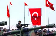 Турецкая армия наращивает силы у границы с Сирией