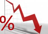 Нацбанк снижает ставку рефинансирования до 13 процентов годовых