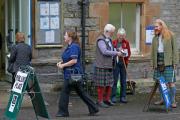 Шотландцам напомнили об ответственности за откровенность на выборах