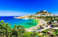 Возле греческого острова Родос произошло землетрясение