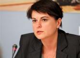 Наталья Радина выступила в Сейме Литвы