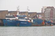 ЕС потребовал от России освободить задержанное литовское судно