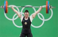Дарья Наумова принесла Беларуси первую медаль Олимпиады