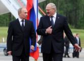 Путин позвал Лукашенко в Сочи