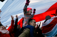 Жители Жодино вышли на вечерний протест