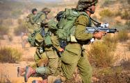Израильский спецназ перебрасывают к Газе вертолетами