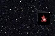 НАСА показало видео самой далекой галактики