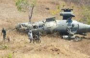 В Венесуэле разбился российский ударный вертолет Ми-35М