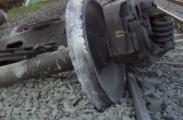 В Гродненской области сошел с рельс поезд