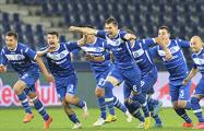 Минское «Динамо» вышло на чистое второе место