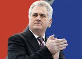 Президент Сербии улетел домой