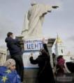 Украинцы вернулись на Евромайдан (Видео)