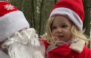 Маленькая минчанка - Деду Морозу: Первое желание - Лукашенко в автозак