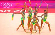 В Минске проходит Чемпионат Европы по художественной гимнастике