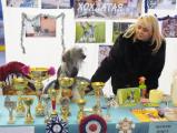 На высавке в Минске показали уникальных собак