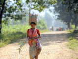 Двое индийцев принесли в жертву богам семилетнюю девочку