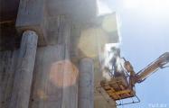 За чей счет в Могилеве строят «триумфальную» арку раздора