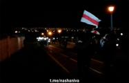Жители минских микрорайонов массово вышли на шествия