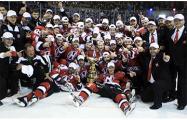 Хоккеисты «Немана» стали чемпионами Беларуси