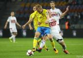 Белорусы вновь получили от шведов 0:4