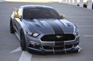 Ford выпустил «авиационный» Mustang