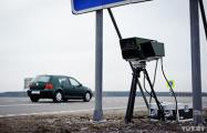 Водители заметили на дорогах мобильные камеры скорости