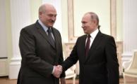 Лукашенко на встрече с Путиным: мы к вам зачастили