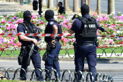 Захватившего заложников в британском Нанитоне мужчину обезвредила полиция