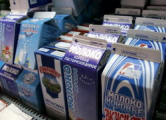 В Минске пропало молоко?