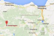 После схода оползня в Индонезии пропали более сотни человек